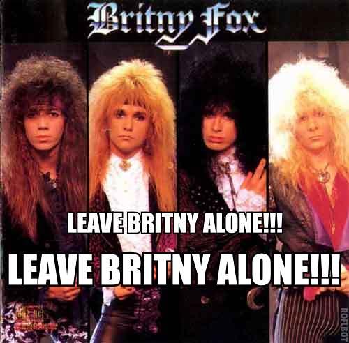 Leave Britny Alone