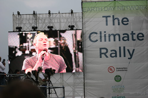 Earth Day Network Climate Rally, Washington DC