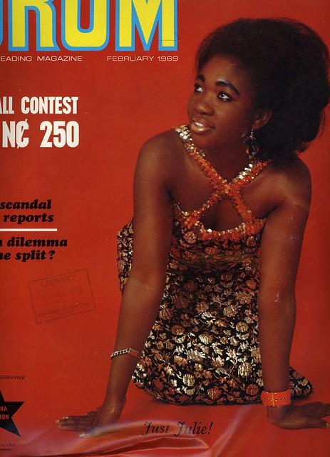 drum february 1969