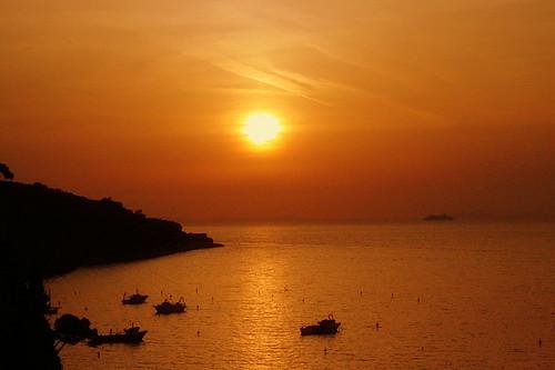 sunset italy atardecer sorrento günbatımı coucherdusoleil mywinners abigfave anawesomeshot aplusphoto goldstaraward
