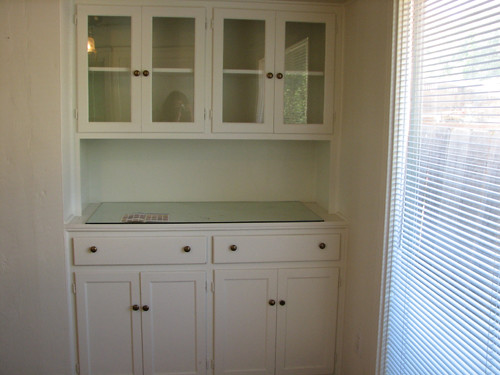 built in hutch in dining room flickr photo sharing