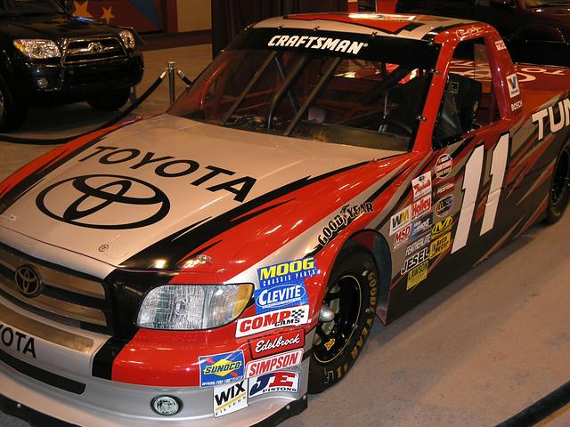 NASCAR Craftsman Truck Series Toyota Tundra