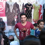 Faisal at RDB exhibition