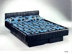 Hardside Waterbed Frames