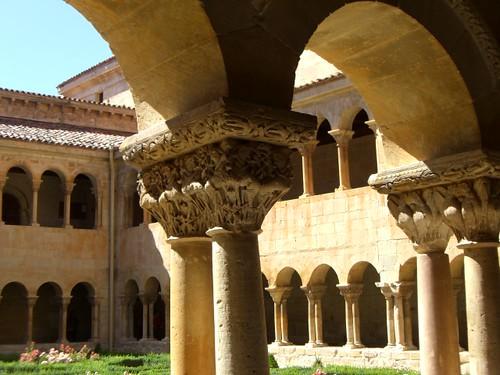 Burgos - Santo Domingo de Silos - Monasterio