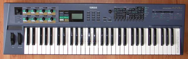 Yamaha Anx Power Supply