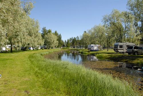 camping lake kalajoki