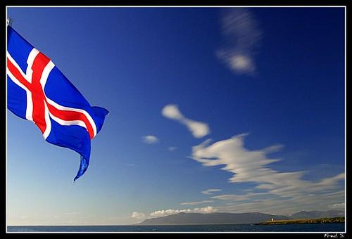 Boat trip - Reykjavik Bay (Iceland)