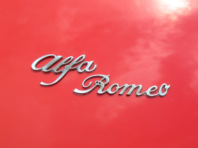 Alfa Romeo 1966 Duetto logo | Flickr - Photo Sharing!