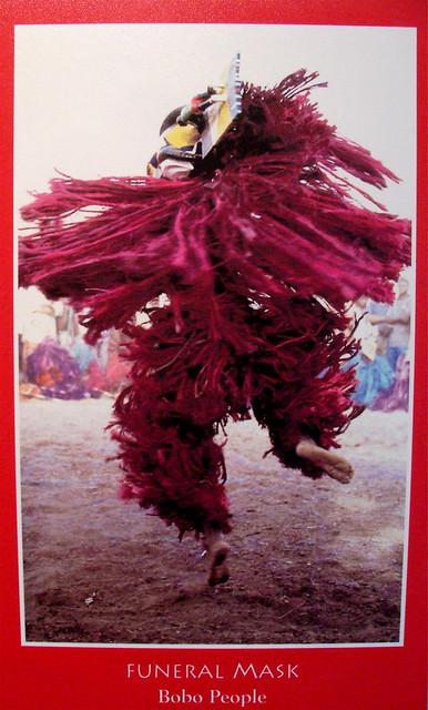 WDW-DAKL-Photographs 07146c (2008 0728) Music of Africa-Dance-Funeral Mask