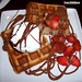 Theobroma Chocolate Lounge - Strawberry Waffle