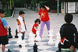 Σκάκι στο άλσος 2007