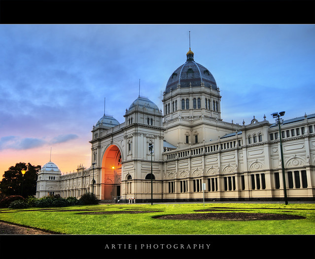 The Royal Exhibition Building, Melbourne (II) :: HDR