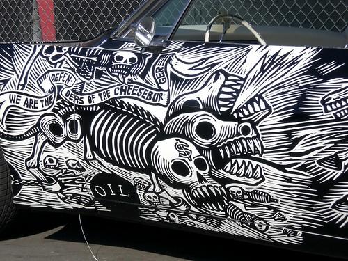 Muerto Rider: Puerta