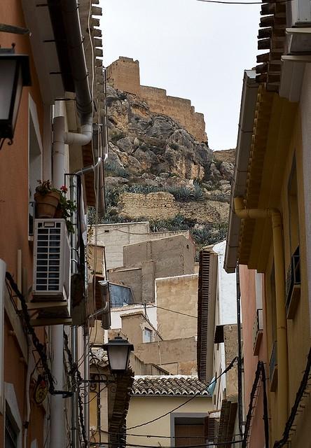 Mula Barrio Carmen