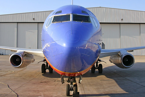 Southwest Airlines - Boeing 737-2H4/Adv (N96SW)