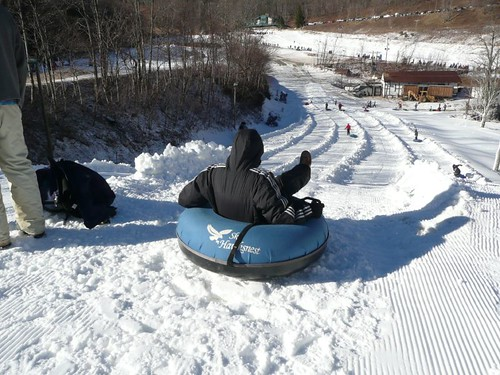 Snow Tubing 003