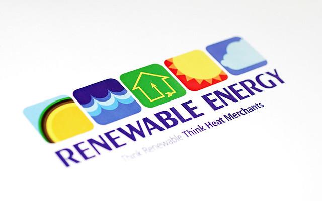 heat merchants renewable energy logo flickr photo