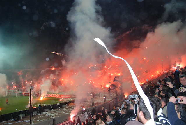 Paok Olympiakos 1 0 Flickr Photo Sharing