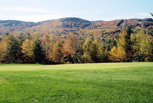 travel vacation mountains fall golf hotel resort greens golfcourse golfvacation shellvacationshospitality crotchedmountaingolfresort