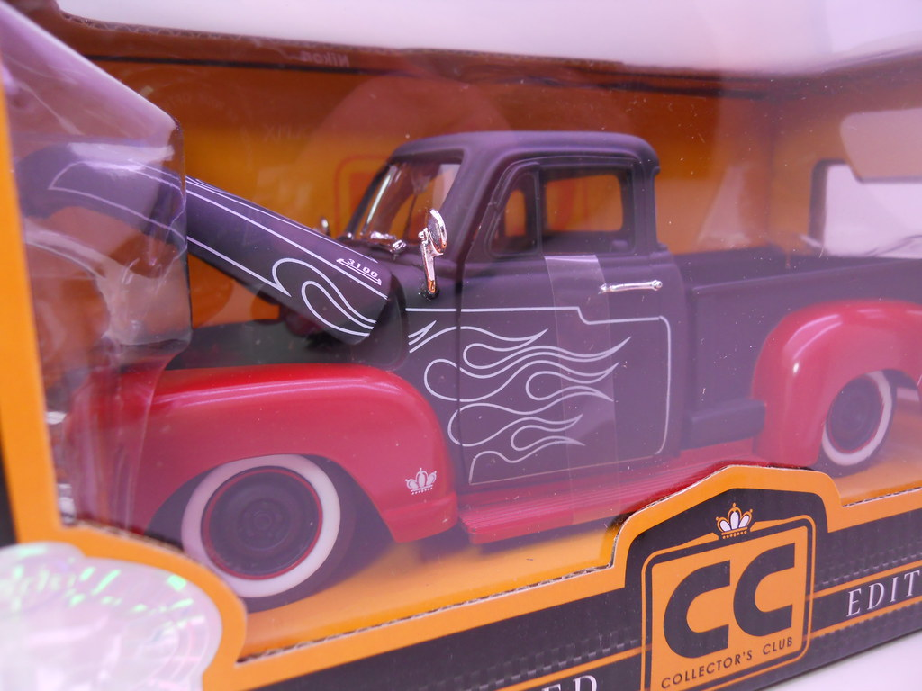 Flickr Photos Tagged 07fordshelbygt500 Picssr 1951 1953 Chevrolet Pickup Jada Toys Chevy Collectors Edition 2