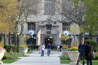 The University of Chicago is watching you