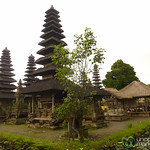 Moat and Temples of Taman Ayun - Bali, Indonesia