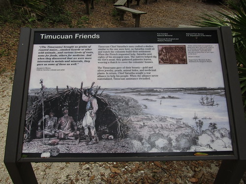 Timucuan Friends, Timucuan Ecological and Historic Preserve and Fort Caroline National Memorial, Jacksonville, Florida