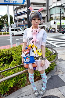 Cute Japanese Girl, Cute Accessories
