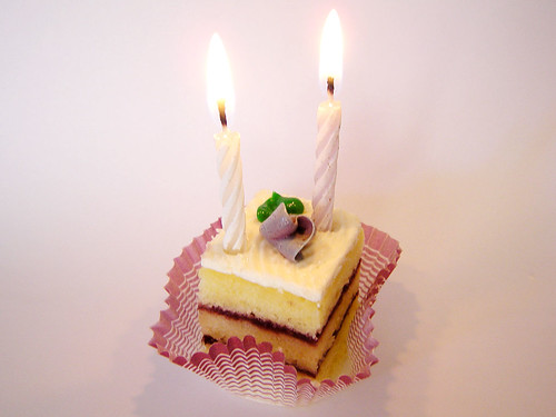 The Sweety Of Small Birthday Cake - Just For Birthday