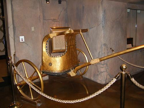 Royal Chariot