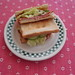 Small photo of Ham Salad Sandwich