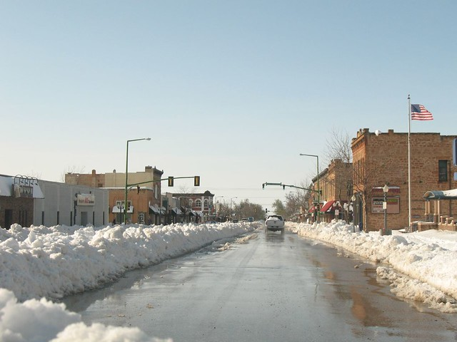 Downtown Spearfish Sd Flickr Photo Sharing