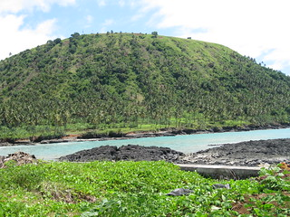 Comoros - old volcano on Ngazidja Island