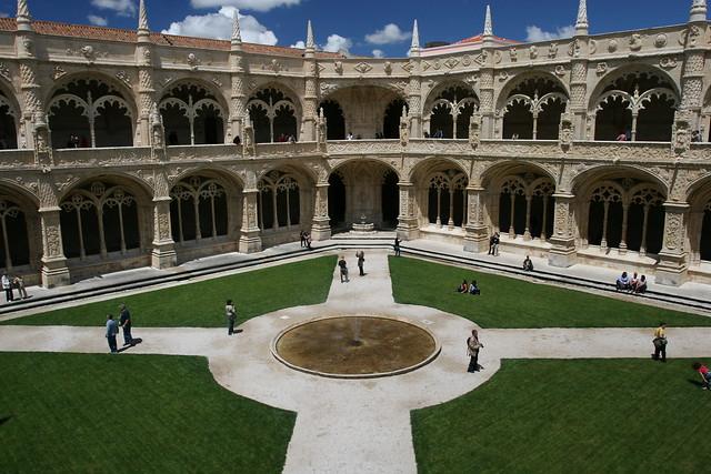 Mosteiro dos Jerónimos, Lisboa - Flickr CC zoonabar