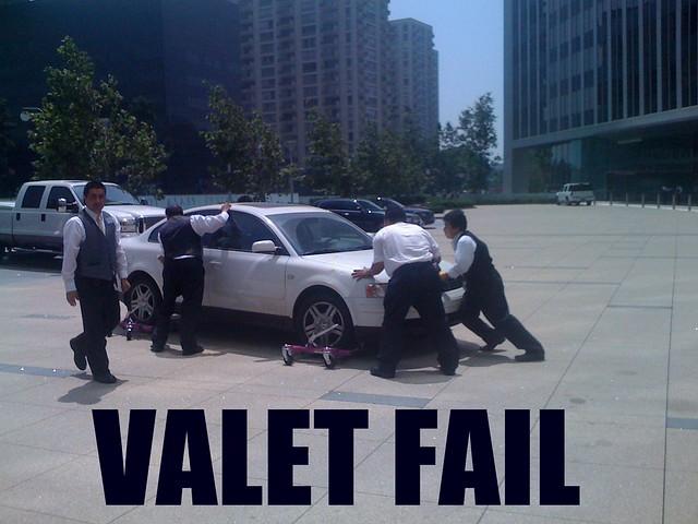 Valet Car Parking Games Online