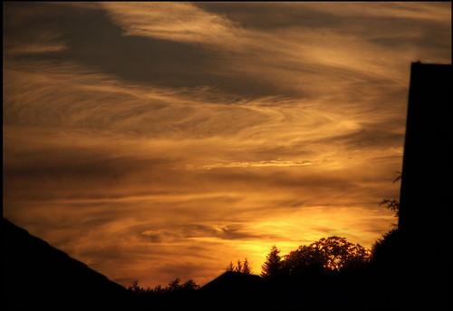 sunset sky cloud clouds geotagged himmel wolke wolken permpublic geo:lat=495877 geo:lon=8764499