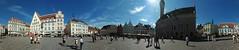 Panorama of Tallin