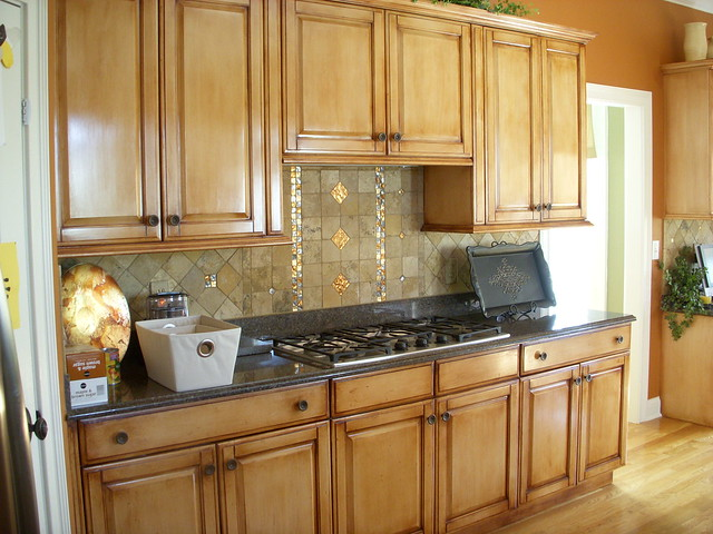 Glazed cabinets   Flickr - Photo Sharing!
