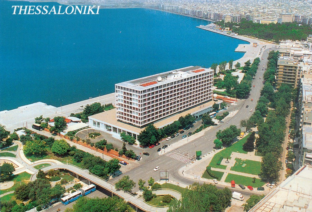 Thessaloniki : Makedonia Palace