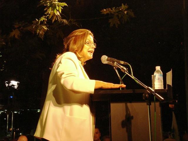 Ομιλία Λούκας Κατσέλη στην Κομοτηνή 14.09.2007