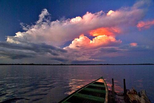 sunset brazil brasil amazon pôrdosol amazonas rionegro anavilhanas negroriver platinumphoto