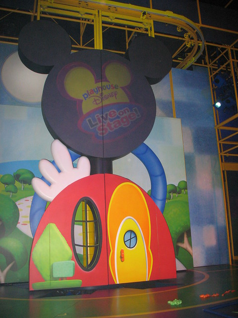 Playhouse Disney definition/meaning