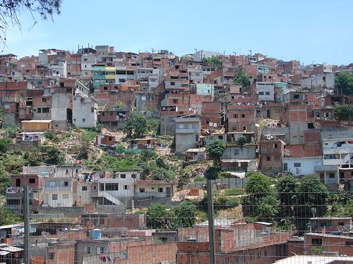 São Paulo, Brazil - Favela by Tom Filho