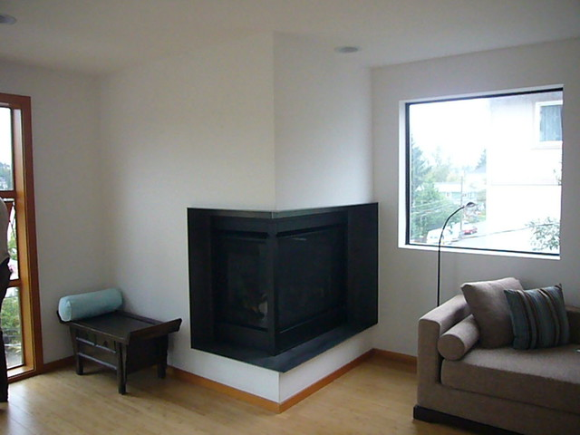 Corner Fireplace in Bedroom | Flickr - Photo Sharing!