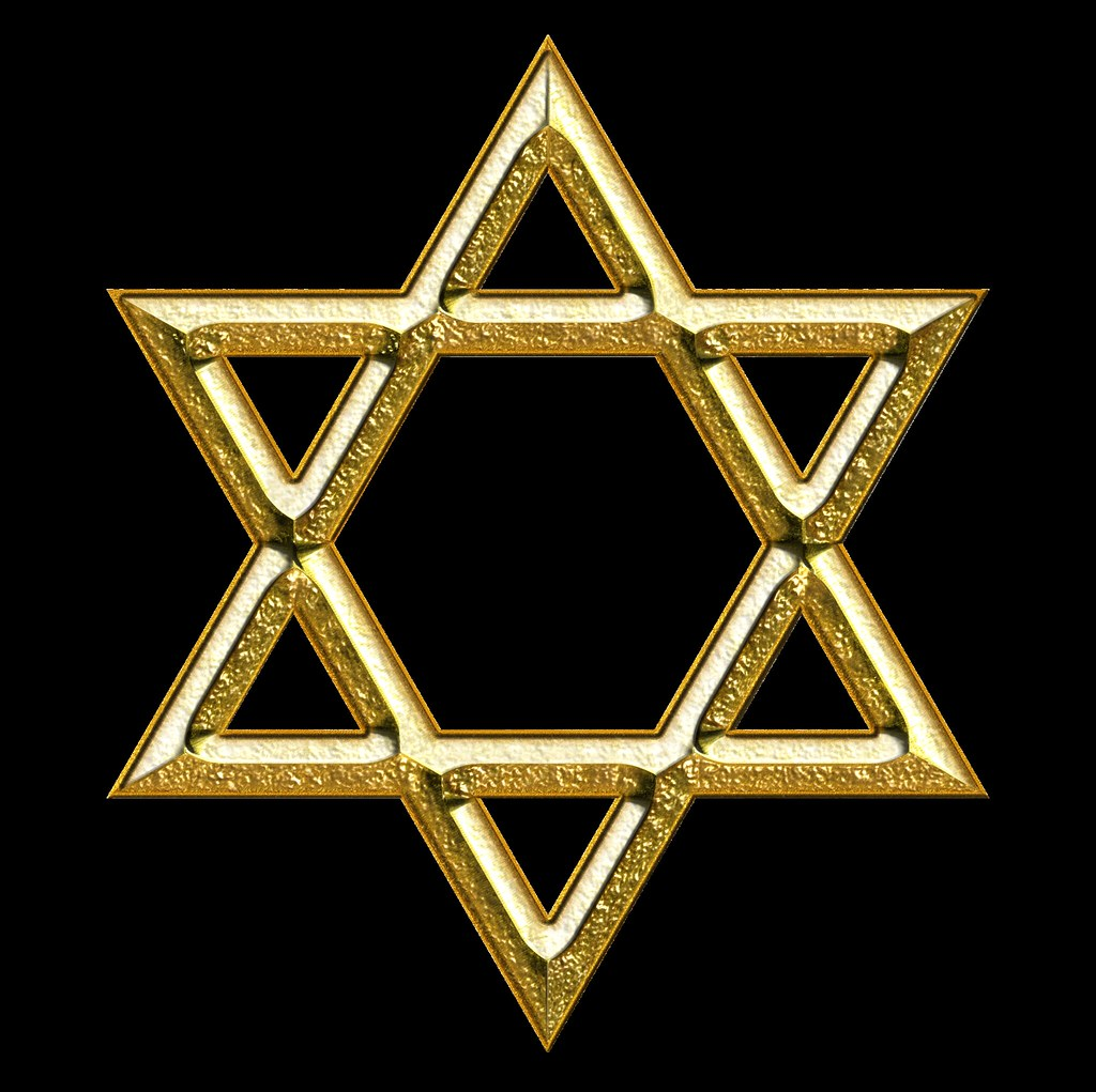 Star Of David Gold David Gold 18 Karat Gold Ring