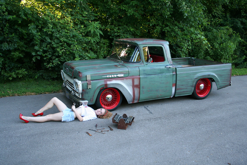 Truck Photo Shoot Ford Truck Photo Shoot