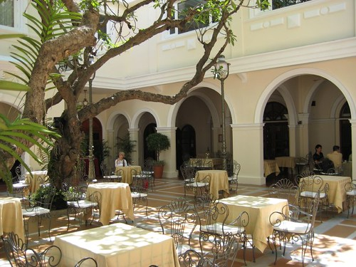 008 - Vietnam - Siagon - Hotel Continental