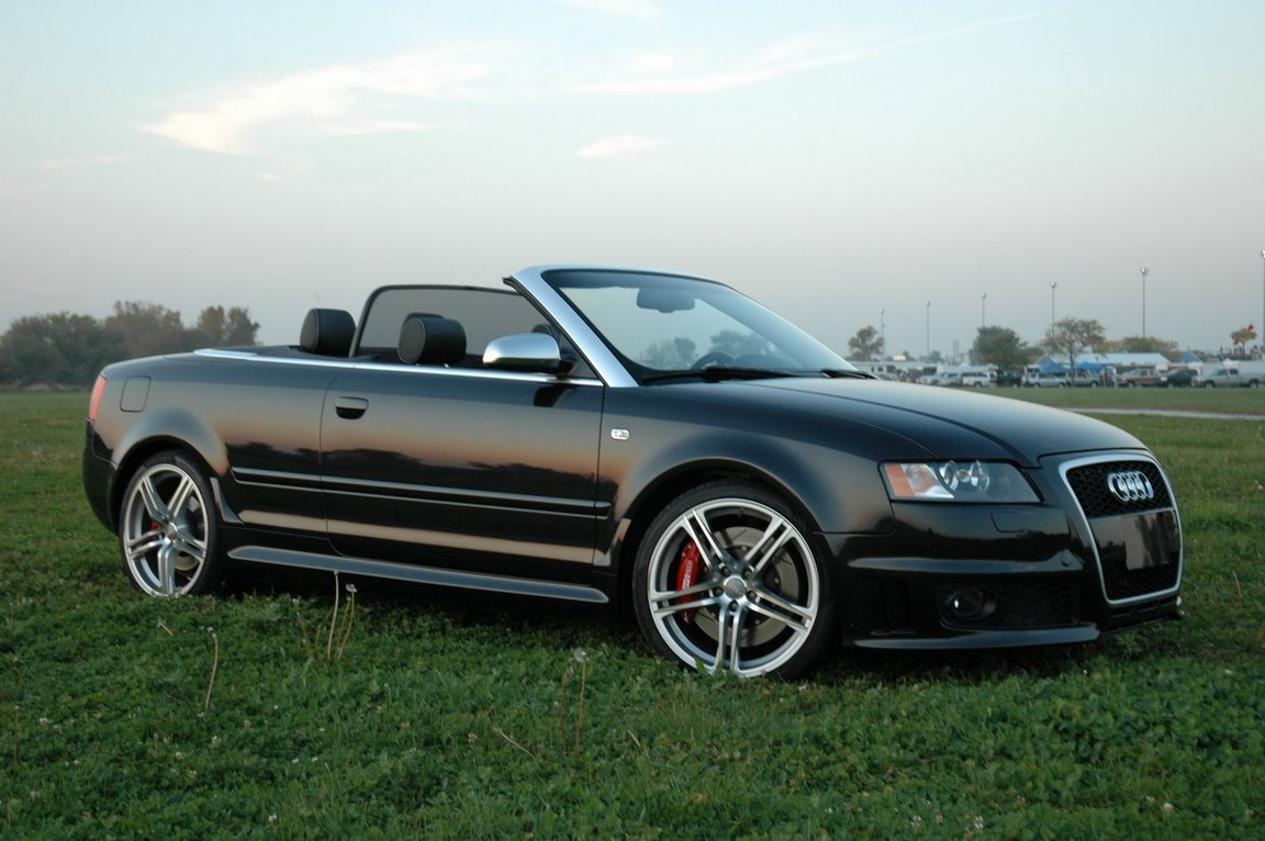pic of my upgraded 04 s4 cabriolet. Black Bedroom Furniture Sets. Home Design Ideas