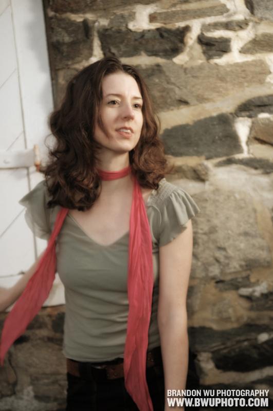 Sarah Fridrich Promo Outtake 4